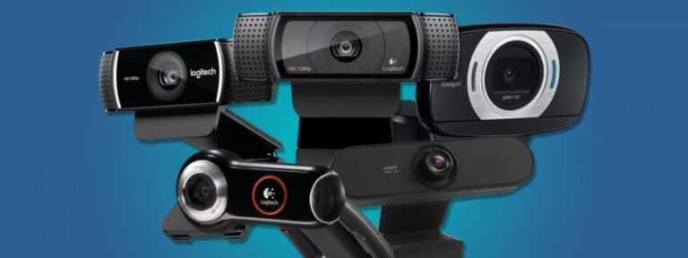 Top 5 Webcams: Best Cameras for Video Calling