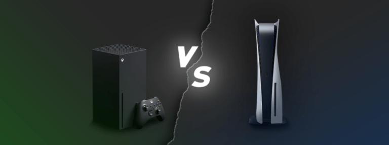 Sony PlayStation 5 vs Xbox Series X/S