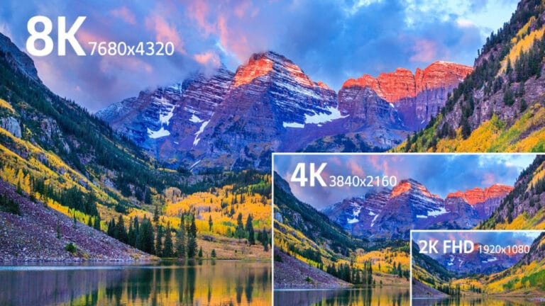 All You Need To Know about 8K Television by Canadian Tire