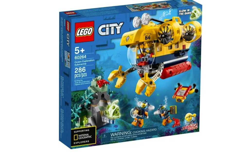 Lego City Ocean Exploration